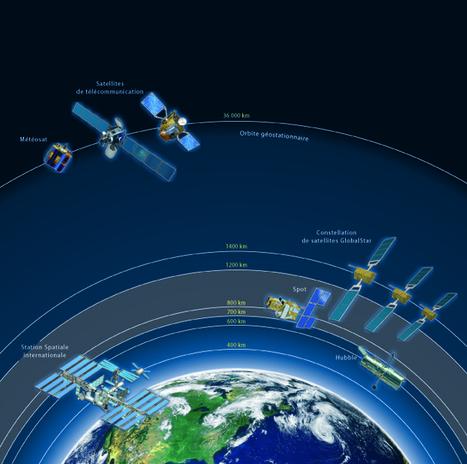 Satellites : la ruée vers l'Internet en orbite basse | Communication 2.0 (référencement, web rédaction, logiciels libres, web marketing, web stratégie, réseaux, animations de communautés ...) | Scoop.it