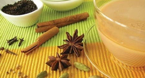 Echoez Of Health Recommends: The Healing Properties of Spices - The Daily Tea | Echoez Of Health | Scoop.it