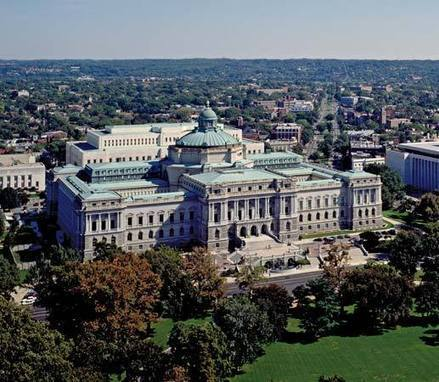 Library of Congress by the Numbers, 2013 - Book Patrol | Librarysoul | Scoop.it