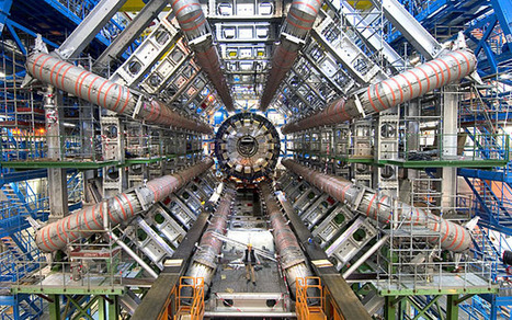 Has God Particle finally been found? Scientists prepare to announce new results  - Telegraph | Theories of Existence | Scoop.it
