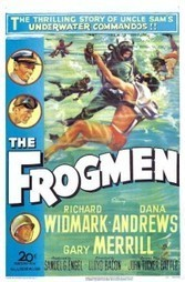 Scuba Diving Movie Review: The Frogmen (1951) - DIVE.in | Dive Travel News & Tips | Scoop.it