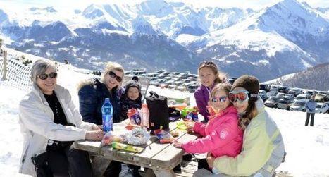Le nordique toujours plus ludique et prisé des familles | Tourisme Pyrénées | Scoop.it