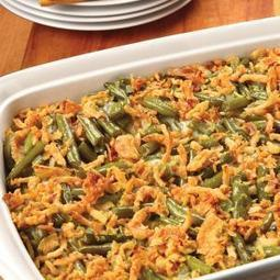 Classic Green Bean Casserole   Recipes   Del Monte   Food and Drinks   Scoop.it