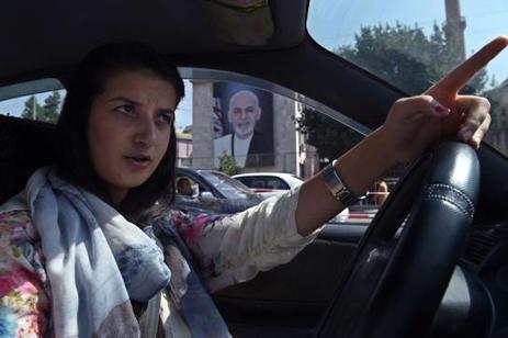 VIDEO. Afghanistan : les femmes au volant défient le machisme | Les femmes dans le monde | Scoop.it