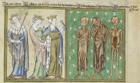 Medieval Manuscripts Depict A Terrifying Tale Of The Walking Dead | Zombie Mania | Scoop.it