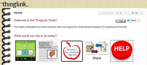 A ThingLink Toolkit for Teachers | Free Tutorials in EN, FR, DE | Scoop.it