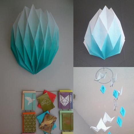 L'Origami, un atelier Aure d'Usage à Guchen le 10 septembre | Vallée d'Aure - Pyrénées | Scoop.it