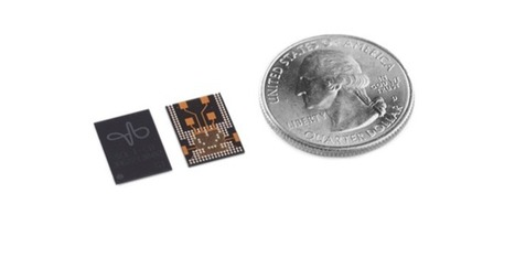 The Tiny Radar Chip Revolutionizing Gesture Recognition: Google ATAP's Project Soli   Open Source Hardware News   Scoop.it