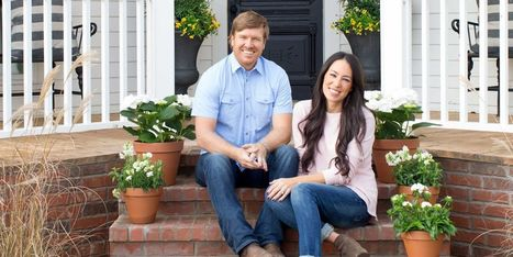 19 Things You Didn't Know About Chip and Joanna Gaines: CountryLiving.com | Storied Lives | Scoop.it
