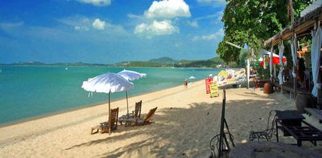 Bophut Beach - Travel Guide | Make a Trip & Travel to the beach. | Scoop.it