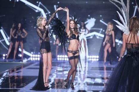 Victoria's Secret Fashion Show: The sexy scenes you missed - Mashable | Photography | Scoop.it