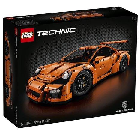 LEGO Technic 42056 - Porsche 911 GT3 RS | Mennetic Design | Scoop.it