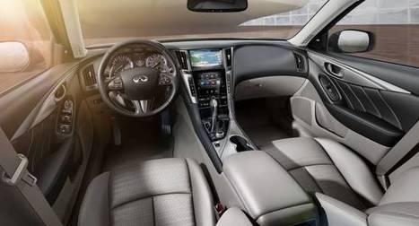 Test drive: Infiniti, Q50 emphasizes luxury, performance, technology - The Providence Journal | international journal online | Scoop.it