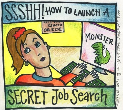 SHHH! How to Launch a Secret Job Search   Career Searching   Scoop.it