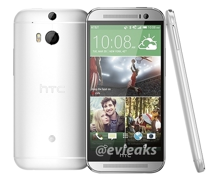 New HTC One (M8) smartphone could go on sale March 25th - Liliputing | Mobile IT | Scoop.it