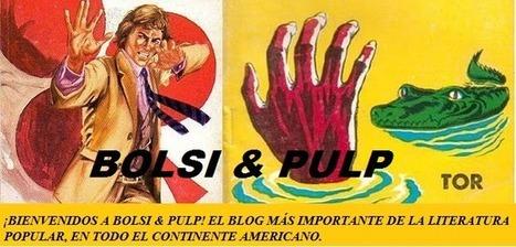 BOLSI & PULP: ULTRAMETRÓPOLIS DE LAW SPACE (NOVELA ... | VIM | Scoop.it