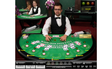 Why Play Live Blackjack?   Press Releases   Scoop.it