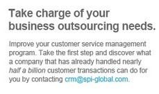 Helpdesk Services | SPi Global | CRM Services helping companies linked to customers in a better way | Scoop.it