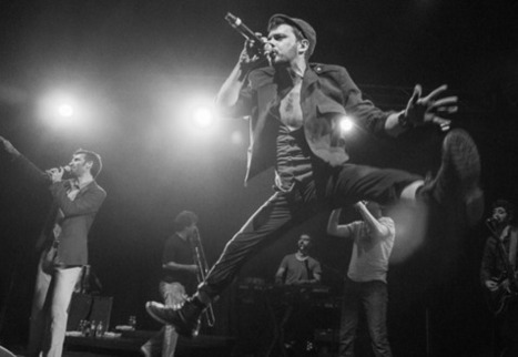 Review: Babylon Circus@ Corner Hotel on 11th January 2014   communication culturelle   Scoop.it