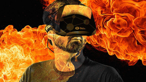 How Hollywood Is Learning To Tell Stories In Virtual Reality | immersive media | Scoop.it