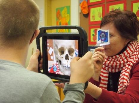 iPad y Realidad Aumentada: Usos en el aula | Realidad Aumentada aplicada a la Educación | Scoop.it