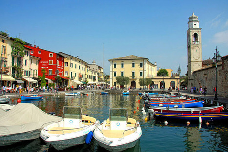 EuroTravelogue: guided tour of Lake Garda in Northern Italy | Binterest | Scoop.it