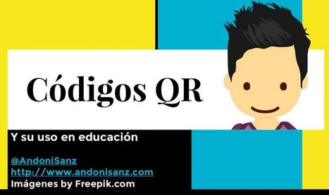 Codigos QR en educación #education | TAC a les aules | Scoop.it