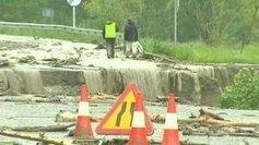 Inondations dans les Pyrénées : la RN 125 sera complètement ... - France 3 | Revue de Presse du Caf des Vallées | Scoop.it