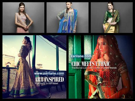 zarilane-indian wedding dresses online | zarilane | Scoop.it