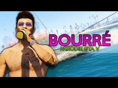 ♫ Bourré ♫  Parodie Grand Theft Auto V | Parodies de chansons | Scoop.it