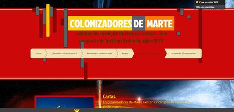 Colonizadores de Marte | educación y ciencias sociales | Scoop.it