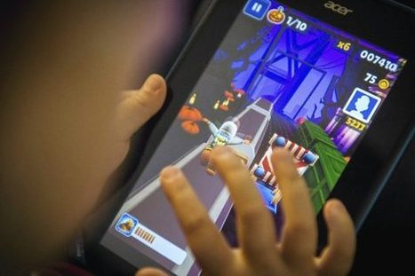 Leikki-ikäiset lapset koukuttuvat pelaamiseen helposti   Psykologia   Scoop.it