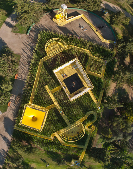 The Garden of Forking Paths by Beals & Lyon Architects   green streets   Scoop.it