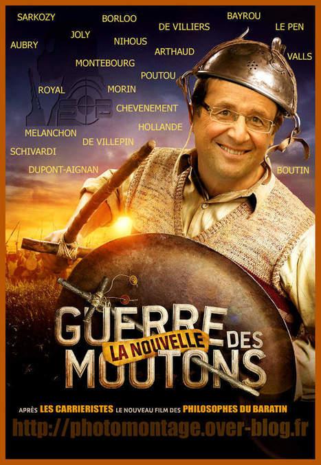 La nouvelle GUERRE des... MOUTONS !!!!!!- Dazibaoueb   Le Dazibao - Territoire autonome   Scoop.it
