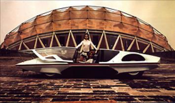 Paulo Martin's Pininfarina-Ferrari Modulo Concept | Antiques & Vintage Collectibles | Scoop.it