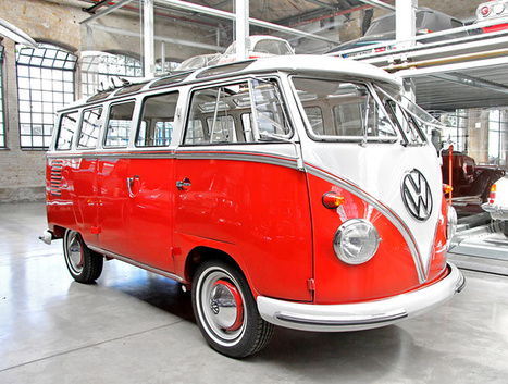 Volkswagen just re-released everyone's favorite hippy-van…but now it's electric. | SJB Autotech News | Scoop.it
