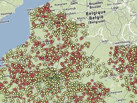 Combien votre commune a-t-elle touché de la réserve parlementaire? - Rue89 | Datajournalisme | Scoop.it