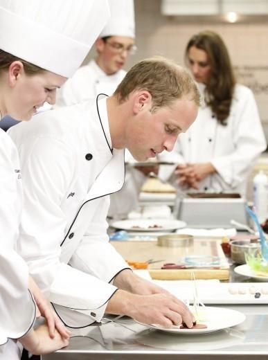 Tutti a tavola, in cucina preparano Kate e William - La Repubblica | Italica | Scoop.it