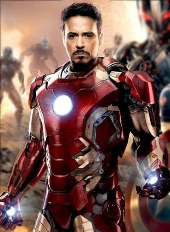 Avengers Age of Ultron Iron Man Jacket | CELEBRITY OUTFITS | Scoop.it