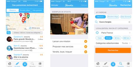 Stootie, la start-up qui fait décoller le service de proximité ! | On parle de Stootie dans les médias! | Scoop.it