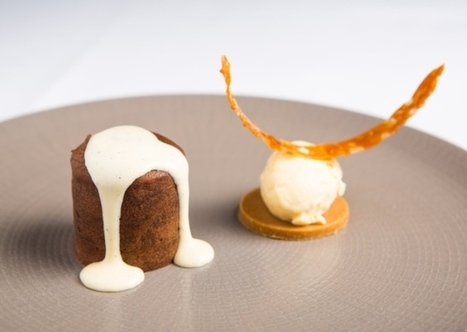 Mark Greenaway recipe: Dark Chocolate Fondant - Edinburgh Evening News | Candy Buffet Weddings, Events, Food Station Buffets and Tea Parties | Scoop.it