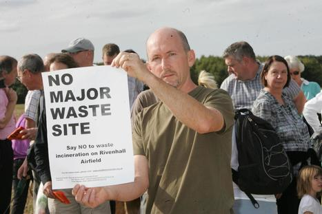 "MP accuses councillor of playing ""political games"" in waste plant battle 