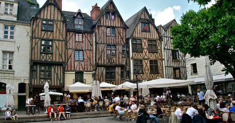 Top 10 des plus belles places de France, quand vient l'heure de l'apéro… | The fisheye of gourmet food & wine! | Scoop.it