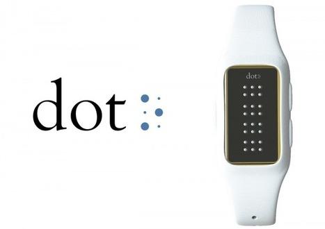 StartUp en Corea está haciendo smart watch de bajo costo para ciegos | eSalud Social Media | Scoop.it