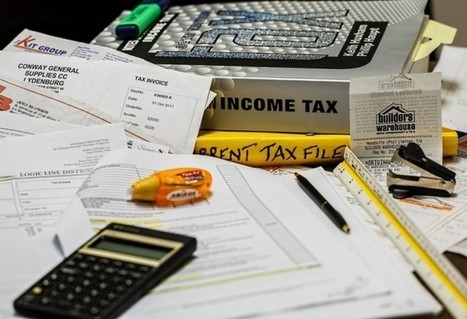 Why I'm Not Doing My Own Taxes This Year - Frugal Rules | Personal Finance Blogs | Scoop.it