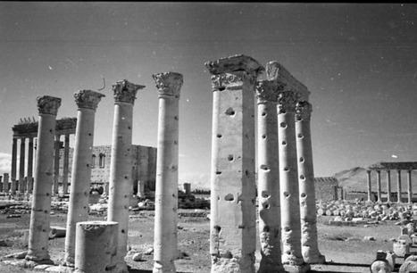 Palmyre : 2 000 photos d'archives de la cité antique en accès gratuit | Mundo Clásico | Scoop.it