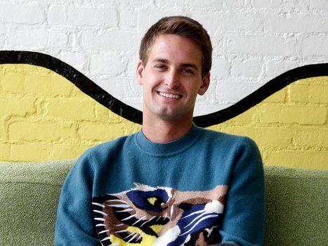 Snapchat raised $1.81 billion in a new funding round | COMMUNITY MANAGEMENT - CM2 | Scoop.it