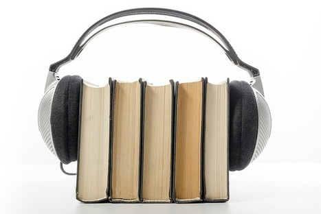 """Getting Started with Audiobooks: How to Finally Finish Your """"Reading List""""   K-12 Libraries and Technology   Scoop.it"""