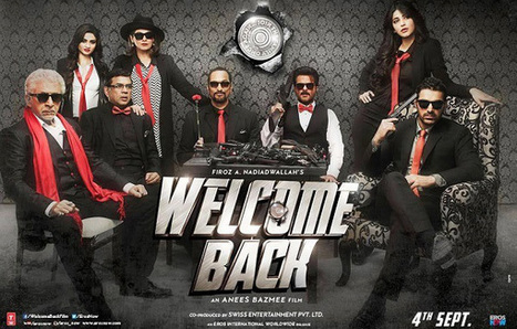 Welcome Back 2015 Movie Review Ratings Hit or Flop | Bollywood Updates | Scoop.it