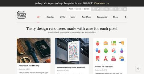 [Pack de rentrée] Les 18 ressources gratuites du créatif futé   Blog Tuto.com   Web   Scoop.it